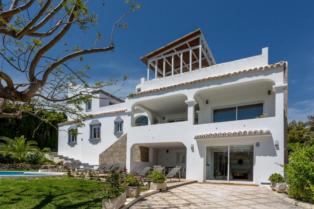 5* Amazing Beautifull Villa for 12 pers, near Marbella ...