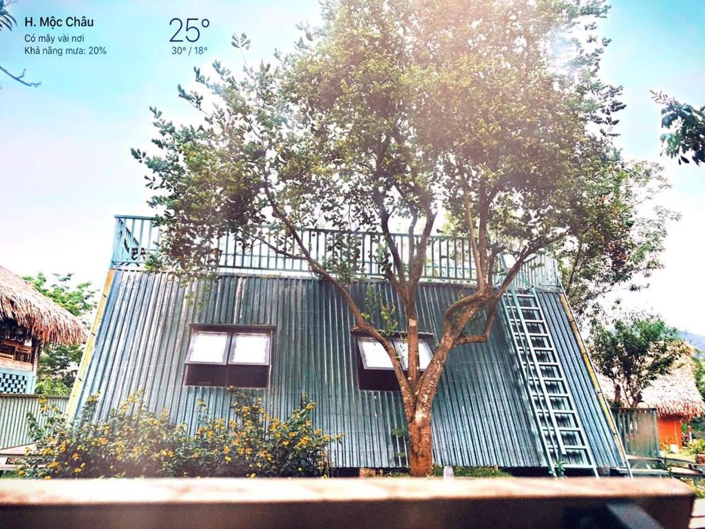 Nhà gỗ (Chalet) 2 Phòng ngủ