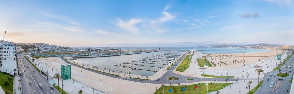 Marina Bay a vista de pájaro