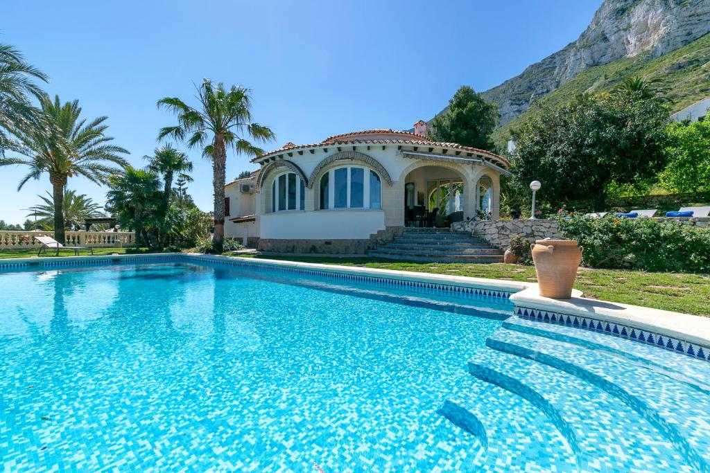 Villa Montgo Denia, Spain - Booking.com