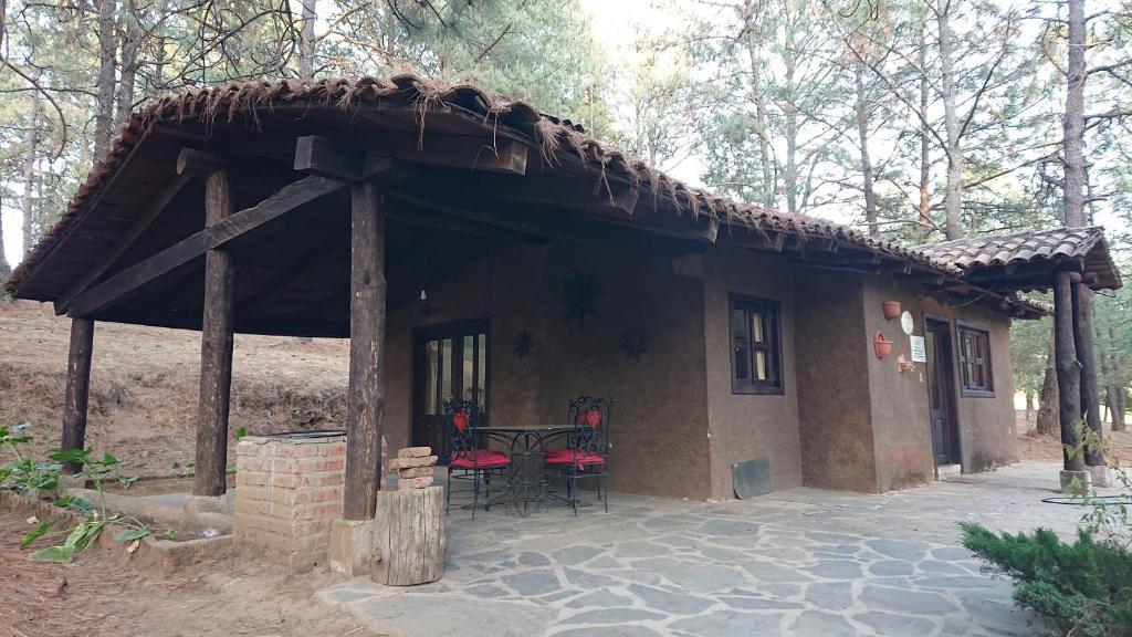 Cabañas Tapalpa Sierra Del Tecuan Cabaña Topo México