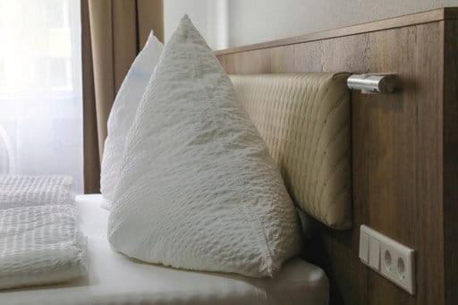 Ein Bett oder Betten in einem Zimmer der Unterkunft LOOK Hotel & Rooms