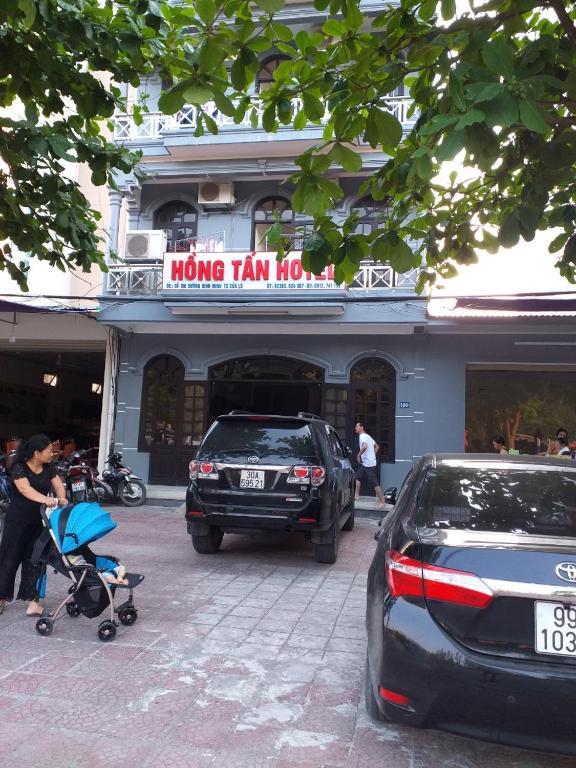 Khách Sạn Hồng Tấn