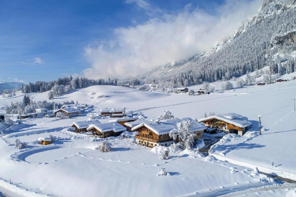 Chalets Am Narzenhof St Johann In Tirol Otr071008 Tyb Itavalta