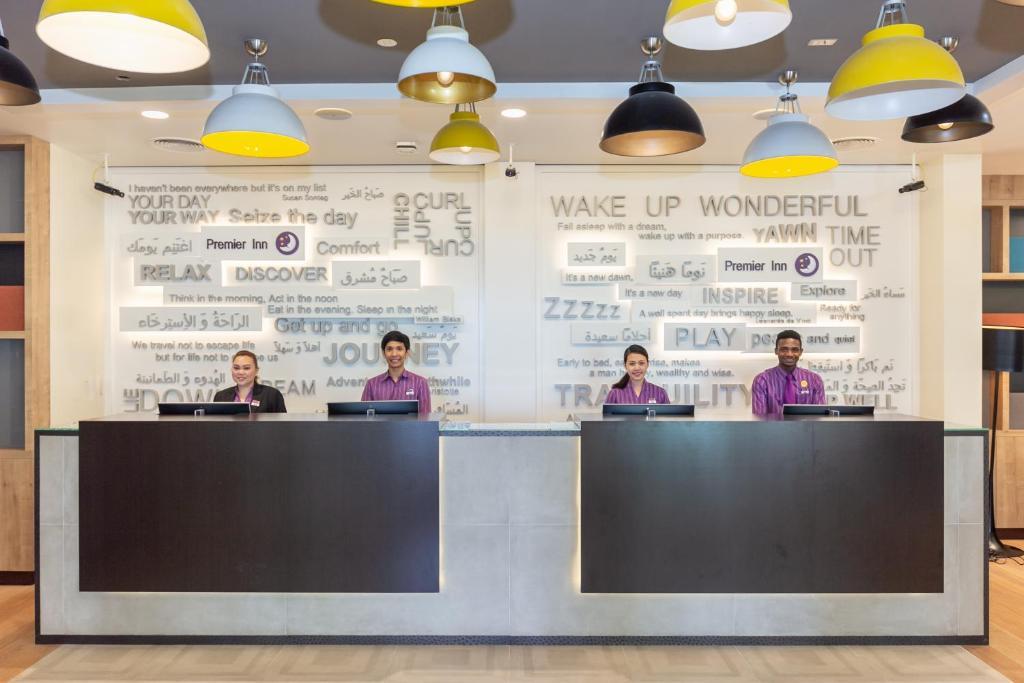 Premier Inn Dubai Al Jaddaf Dubai Prețuri Actualizate 2020