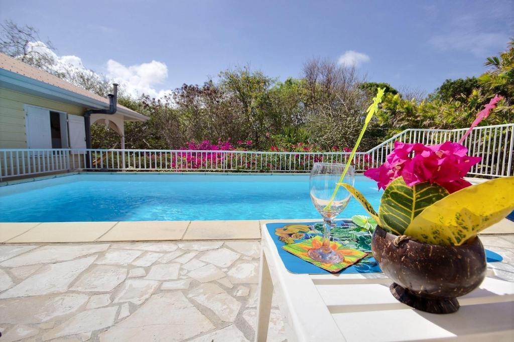 Villa Cattleya: 4ch, piscine et grande terrasse couverte, Le ...