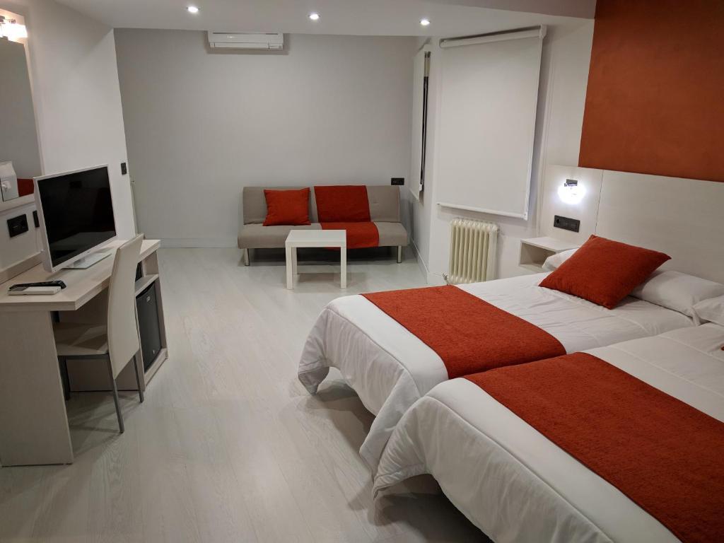 Hotel Emperatriz I (España Salamanca) - Booking.com