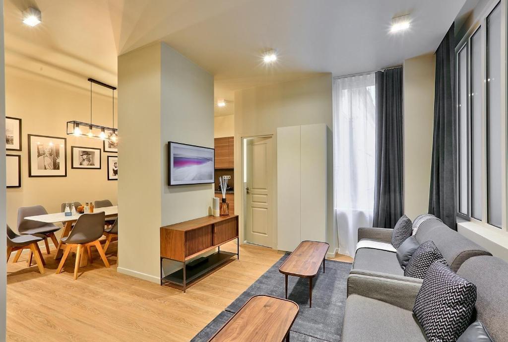 Appartamento 76 - Paris Temple 5 (Francia Parigi) - Booking.com
