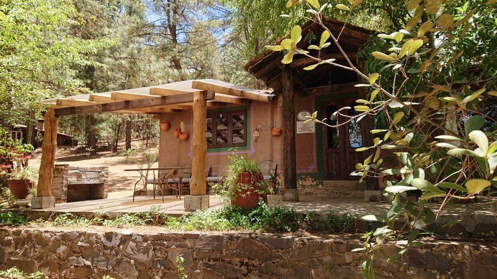 Cabañas Tapalpa Sierra Del Tecuan Cabaña Patos México