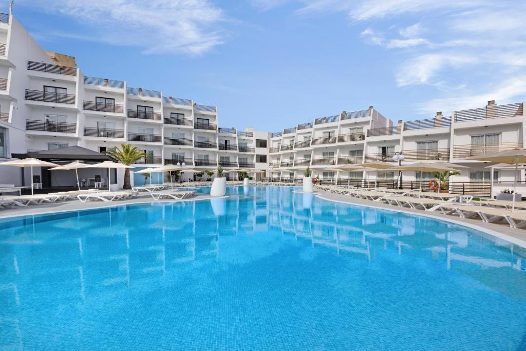 The swimming pool at or near Palmanova Suites by TRH