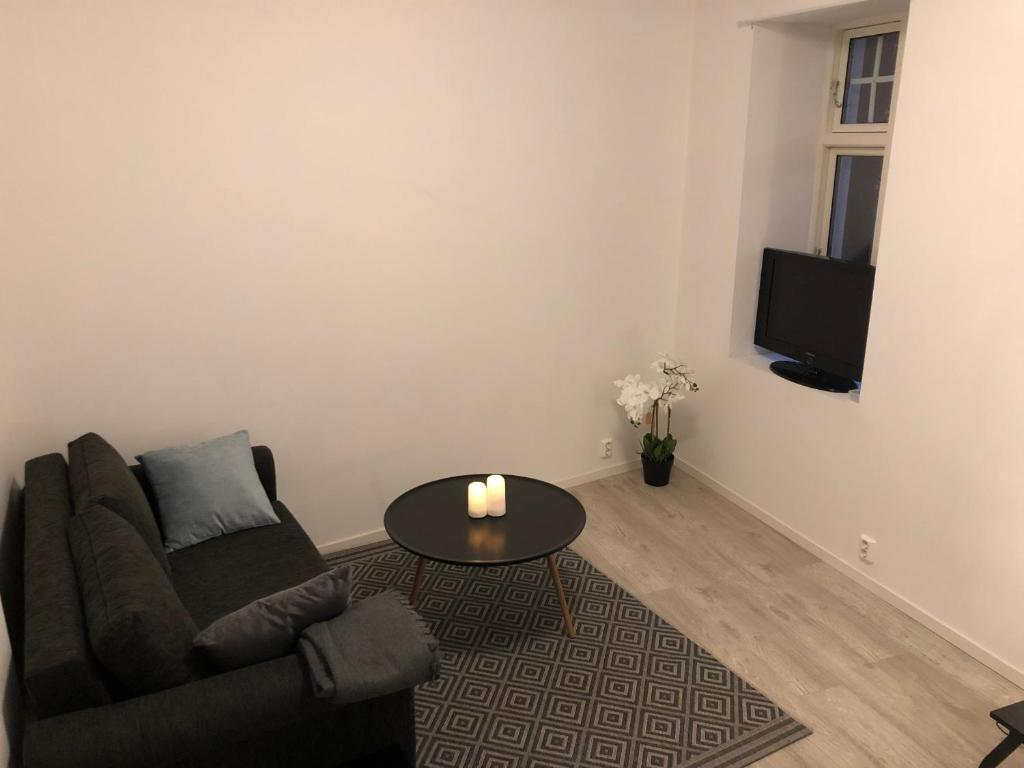 Studio apartment downtown Aalesund sentrum 20m2 (Norwegen ...