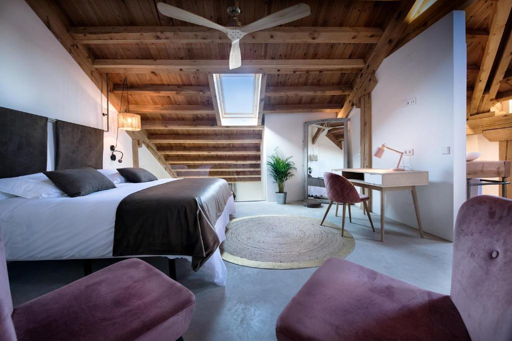 hoteles con encanto en palencia  9