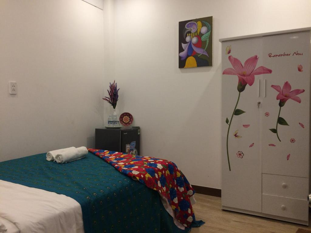 Phòng Có Giường Cỡ Queen