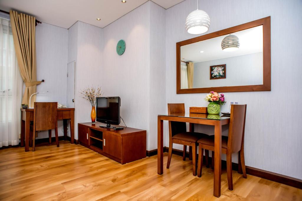 The Lancaster Saigon Service Apartment