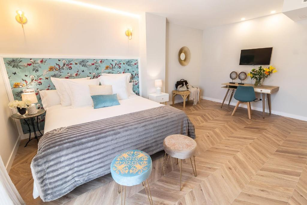 boutique hotels madrid provinz  56
