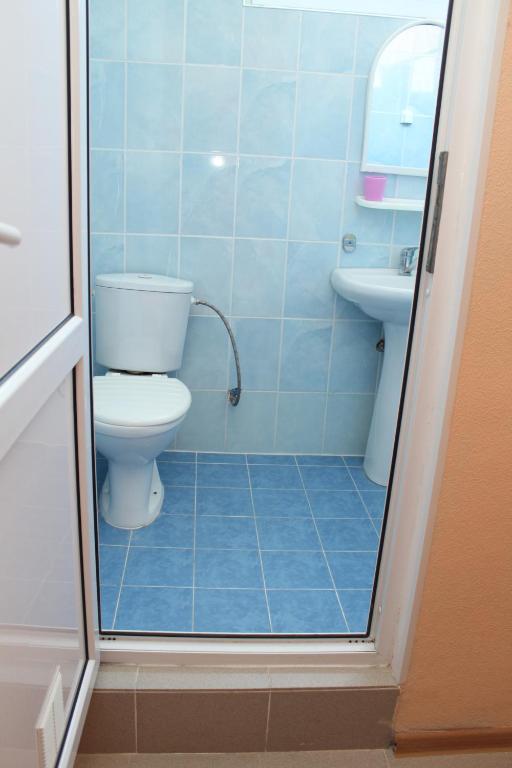 Ванная комната в Saluton