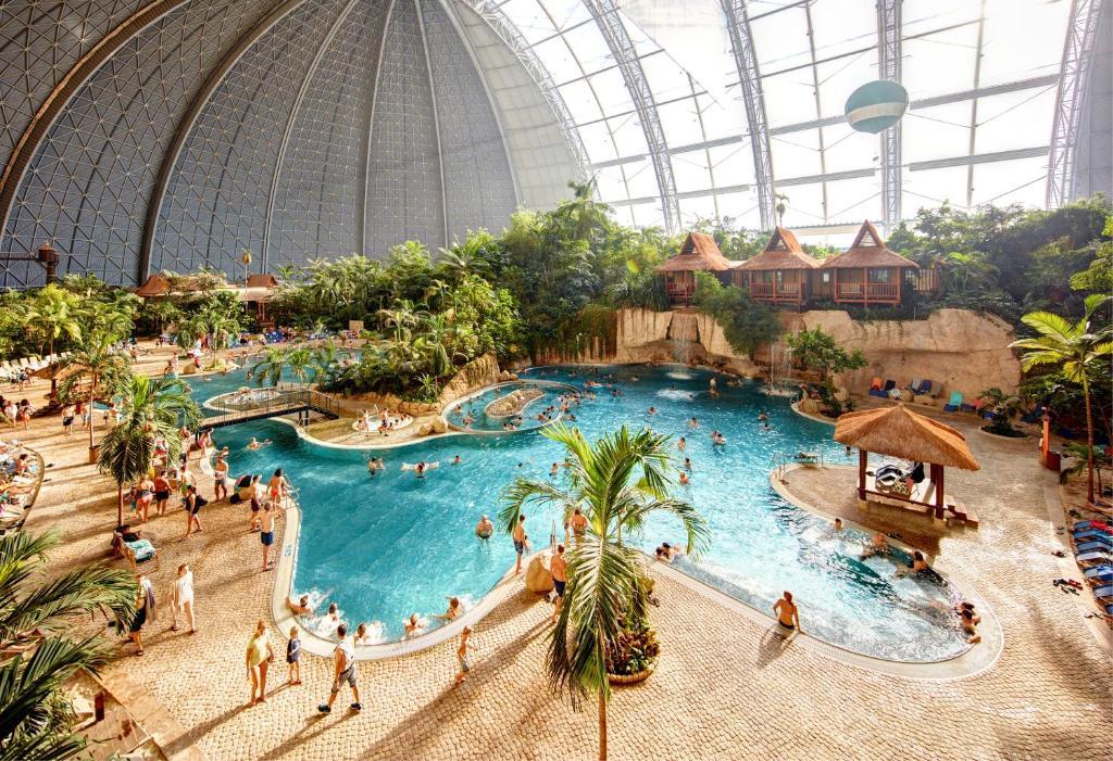 Tropical Islands Campingplatz Krausnick Opdaterede Priser For 2020
