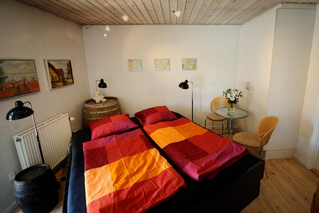 Bed & Breakfast Horsens Stensballe