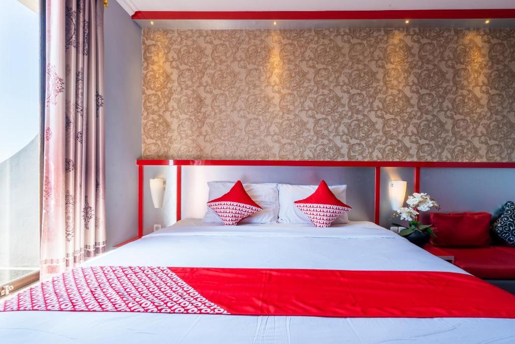 Interior Kamar Tidur Bali  oyo 922 pp dream residence lovina indonesia booking com