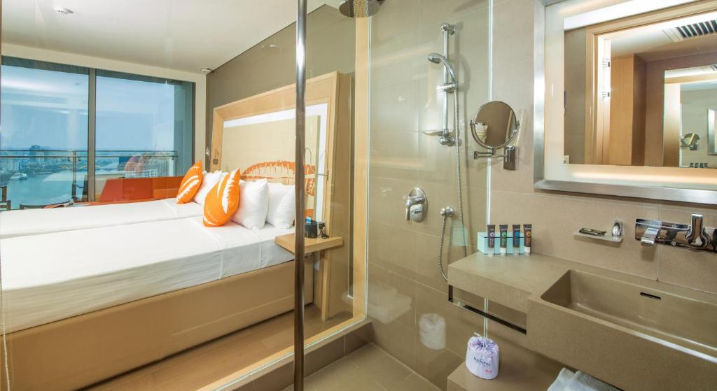 Phòng Executive có 2 Giường đơn với Quyền sử dụng Executive Lounge