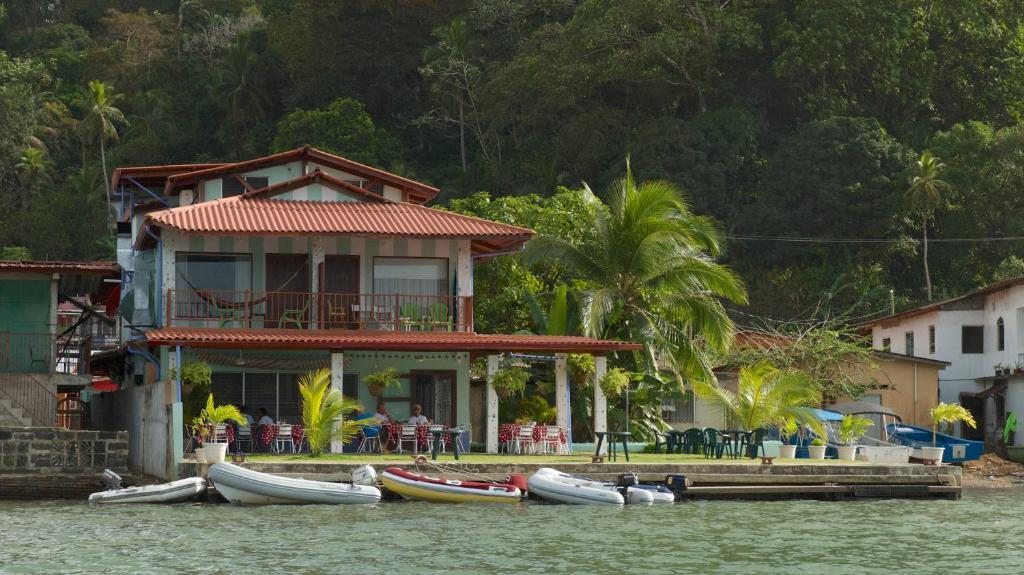 Bed And Breakfast Casa Congo Portobelo Panama Booking Com