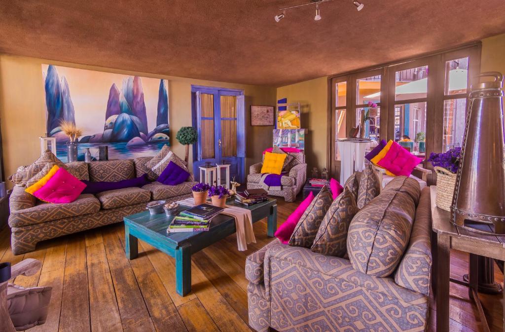 Pensión Azul Colonial Perú Arequipa Booking Com
