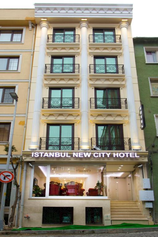 Istanbul Newcity Hotel