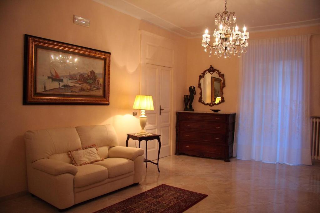 Area soggiorno di Borgo Antico Santa Lucia