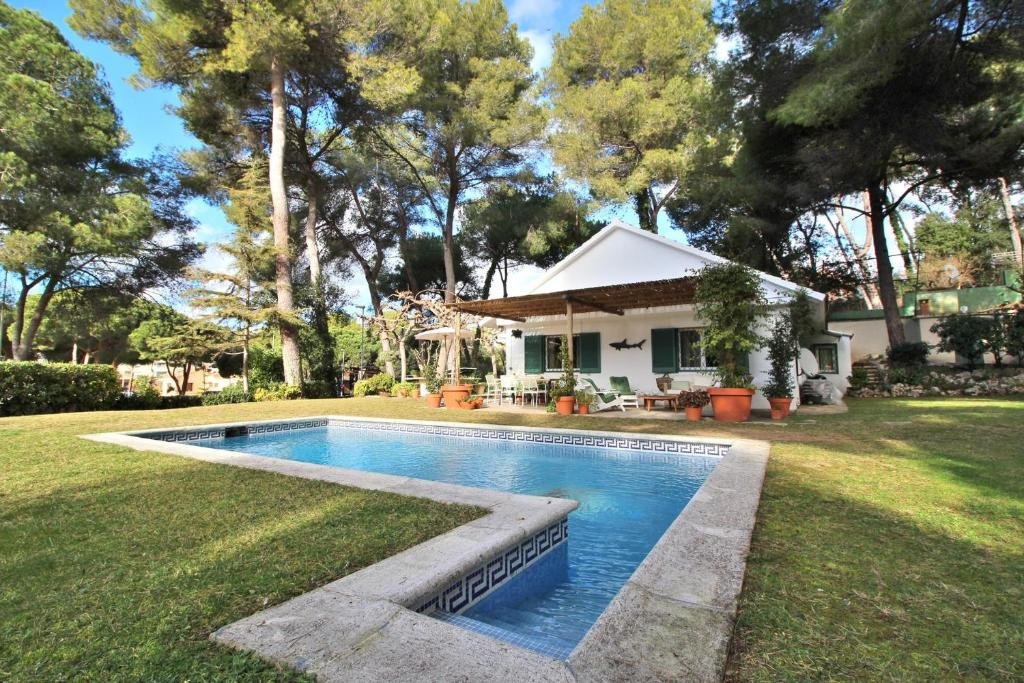 CL 5 Villa a 2 minutos de la playa de Fenals (Spanje Lloret ...