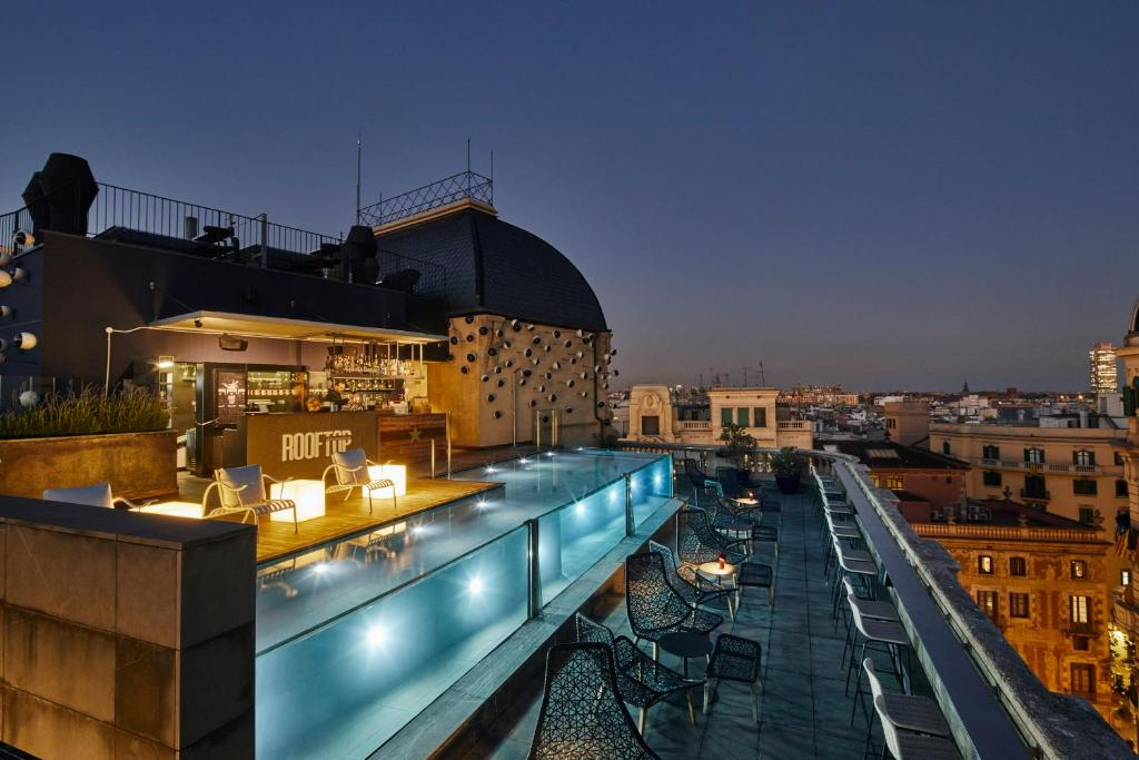boutique hotels in barcelona  105