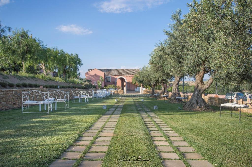 Giardino di Villa D'Andrea