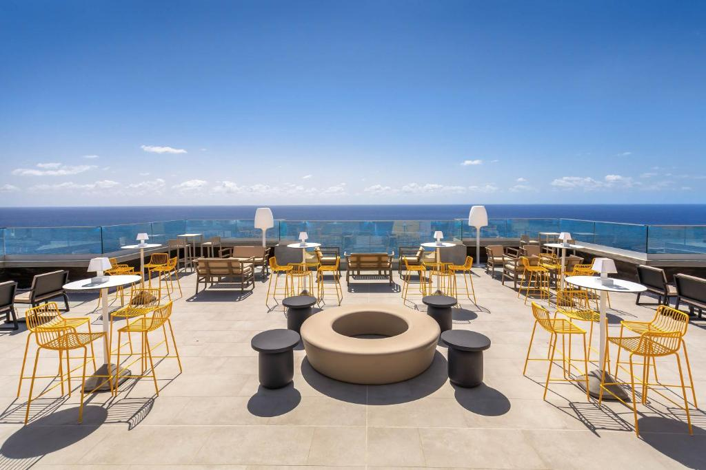 A balcony or terrace at Allegro Madeira - Adults Only