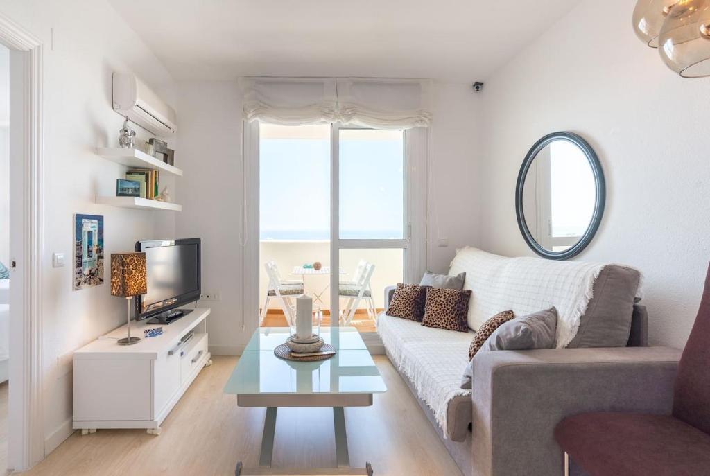 Appartement Encantador piso con Vistas al Mediterráneo ...