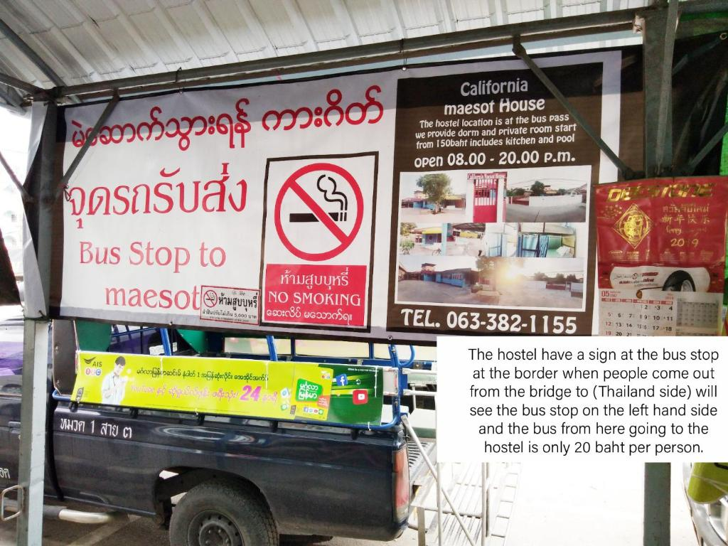 Adult Guide in Mae Sot