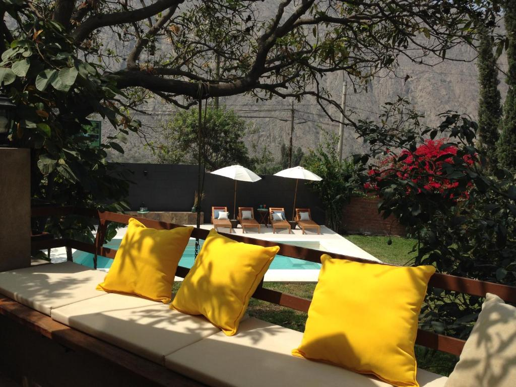 Cerro Alto Casa de campo boutique, Santa Eulalia – Updated ...