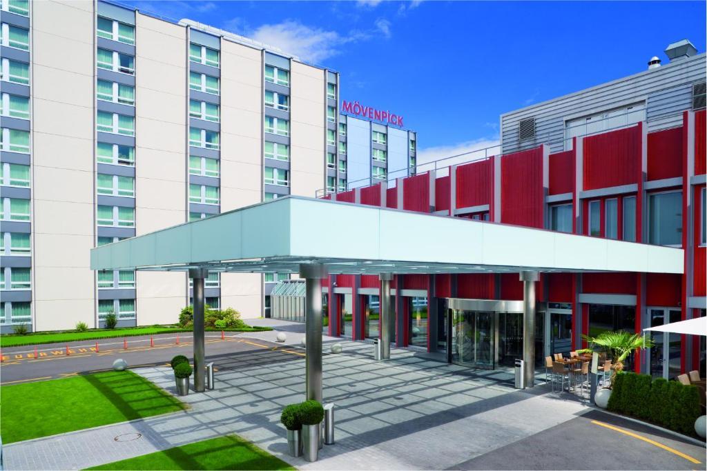 Mövenpick Hotel Zurich Airport.