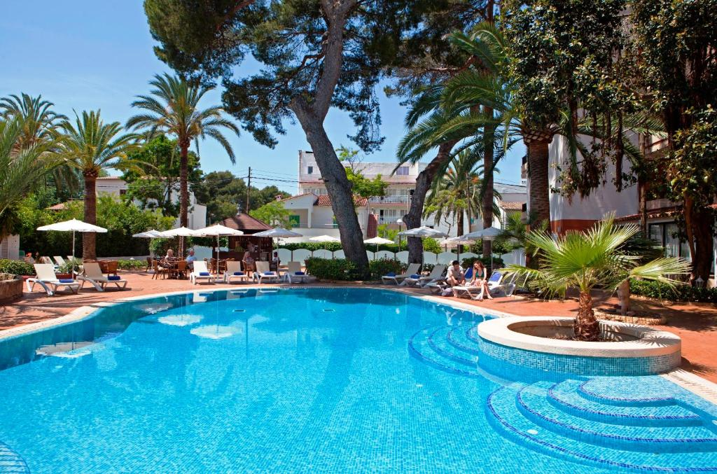 The swimming pool at or near HSM Venus Playa
