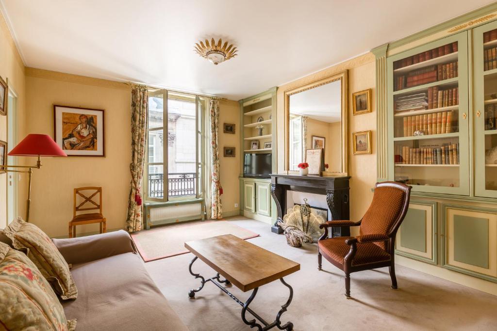 Veeve - Footsteps from the Tuileries, Paris – Tarifs 2020