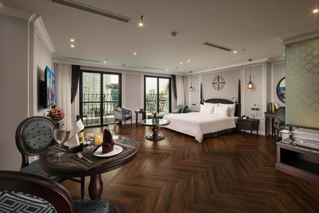 Canary Hanoi Hotel