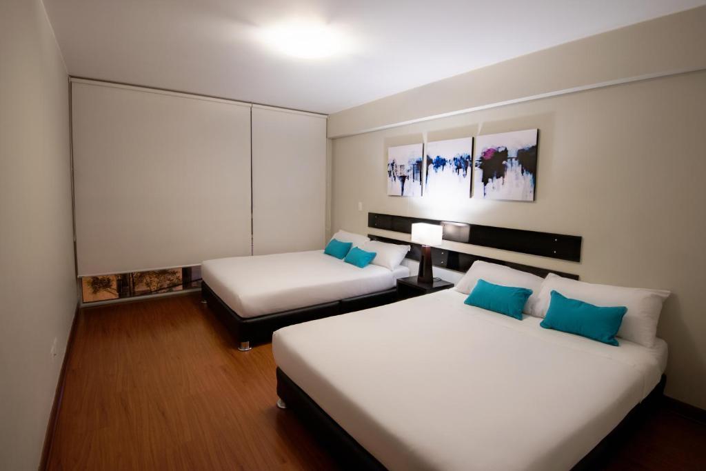 Mariel Apartments, Lima, Peru - Booking com
