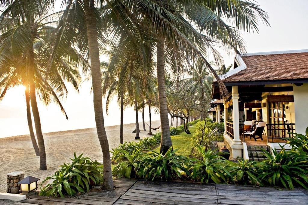 Phòng Deluxe Nhìn ra Bãi biển