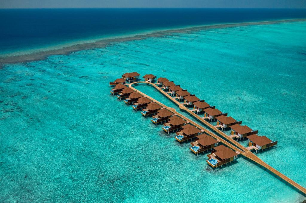 Resort VARU by Atmosphere, North Male Atoll, Maldives - Booking.com