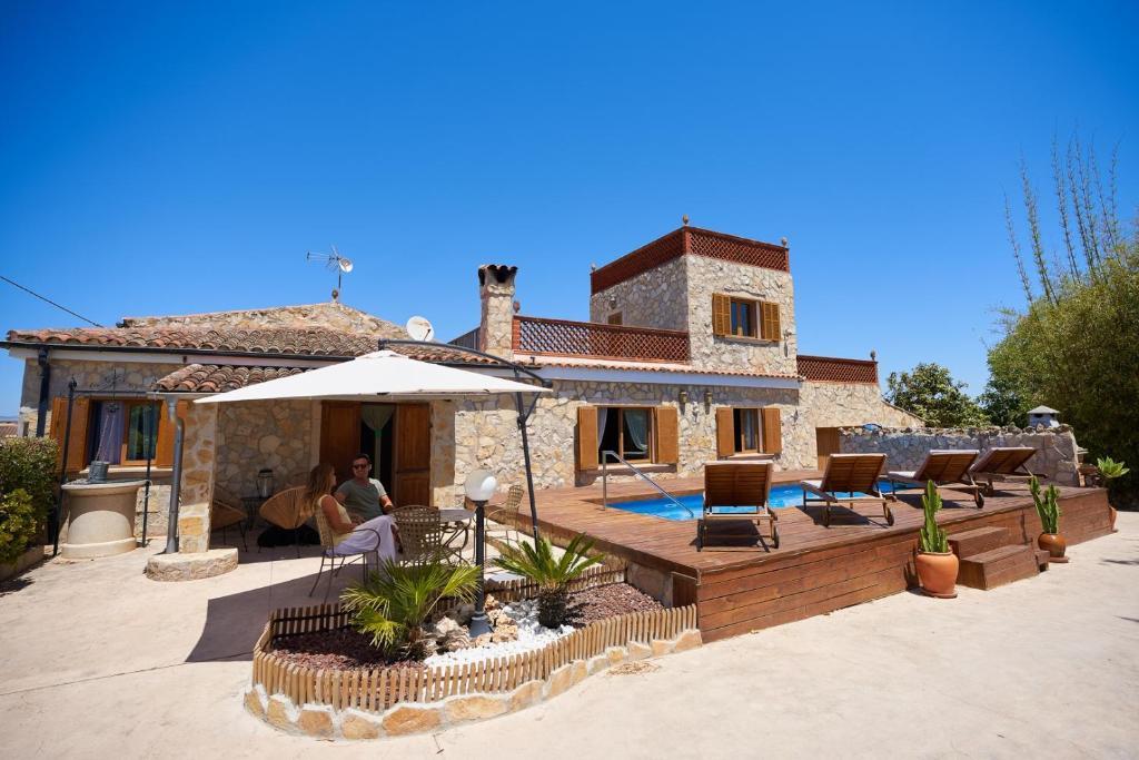 Villa Son Roig ,lugar idílico,en el corazón de Mallorca ...