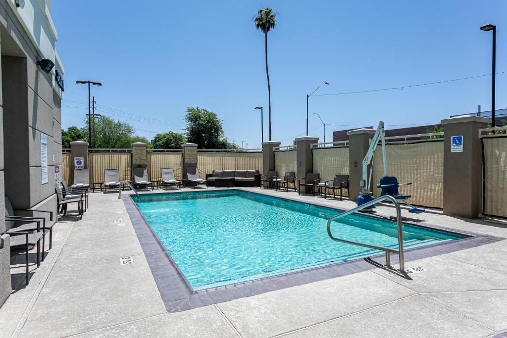 pretty cool thoughts on super quality Hotel Hilton Phoenix Airport North, AZ - Booking.com