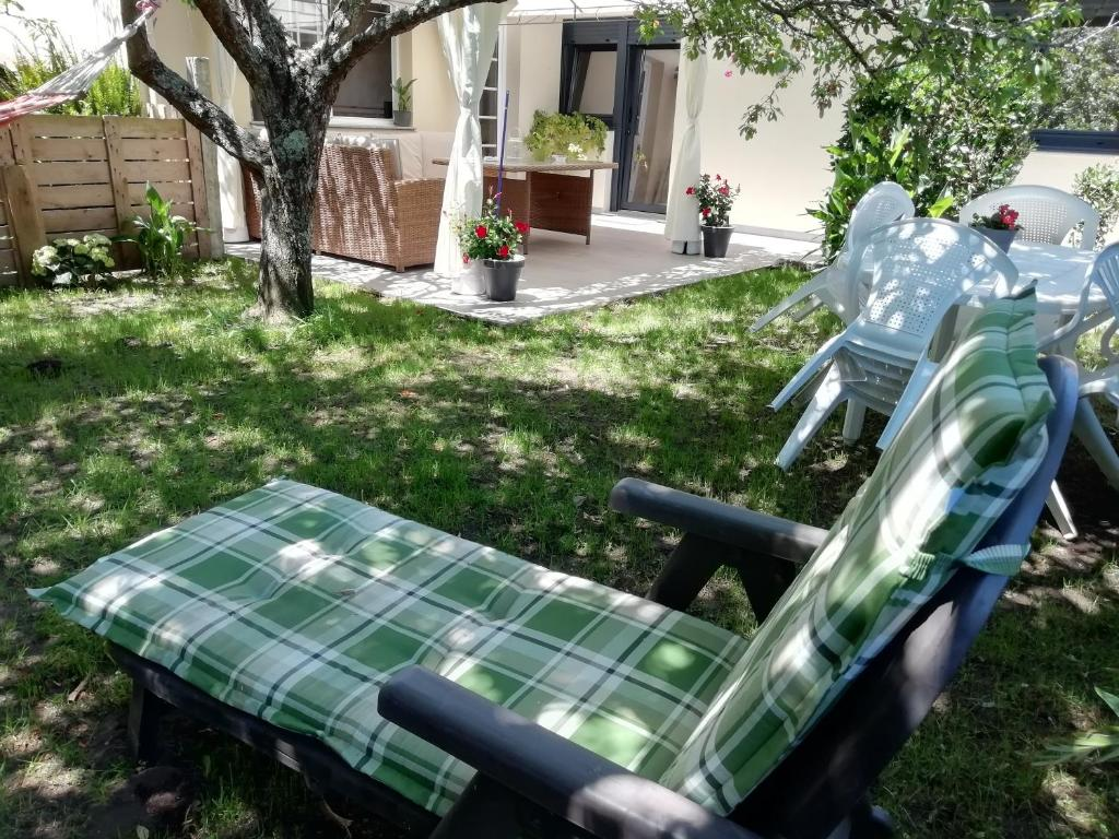 Apartment Jardin Terraza Y Barbacoa O Grove Spain