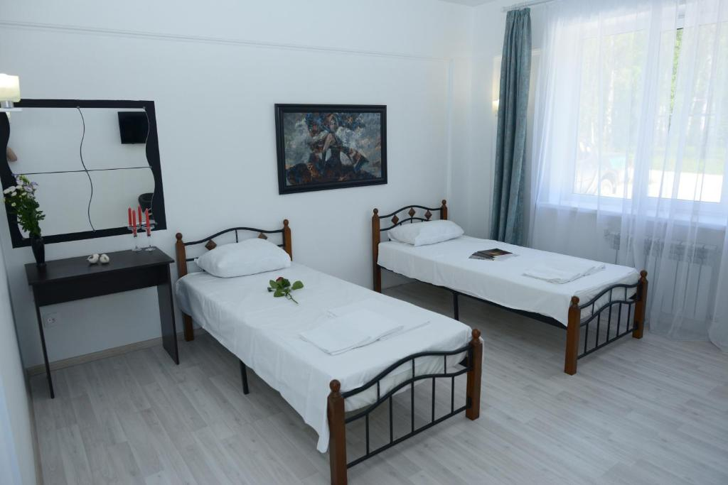 Spa and/or other wellness facilities at DeltaFly Hotel