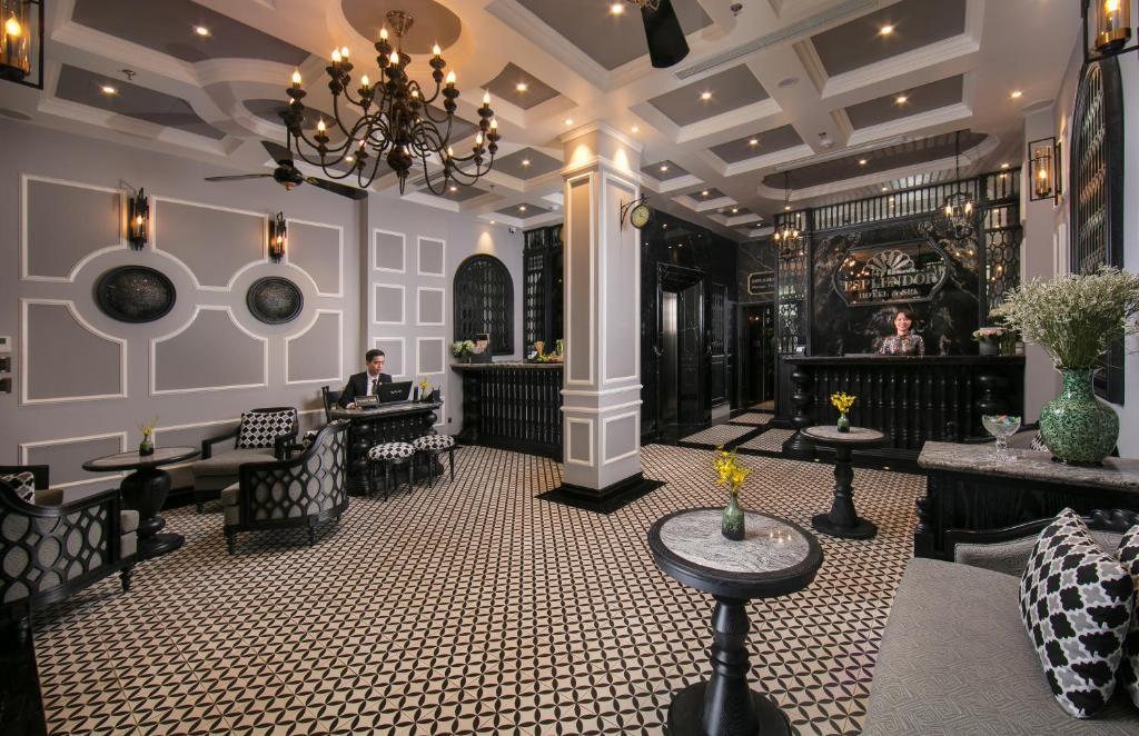 Hanoi Esplendor Hotel and Spa