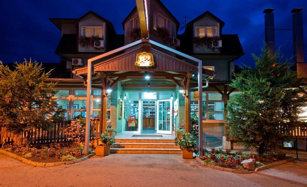 Hotel Restaurant Žganjer