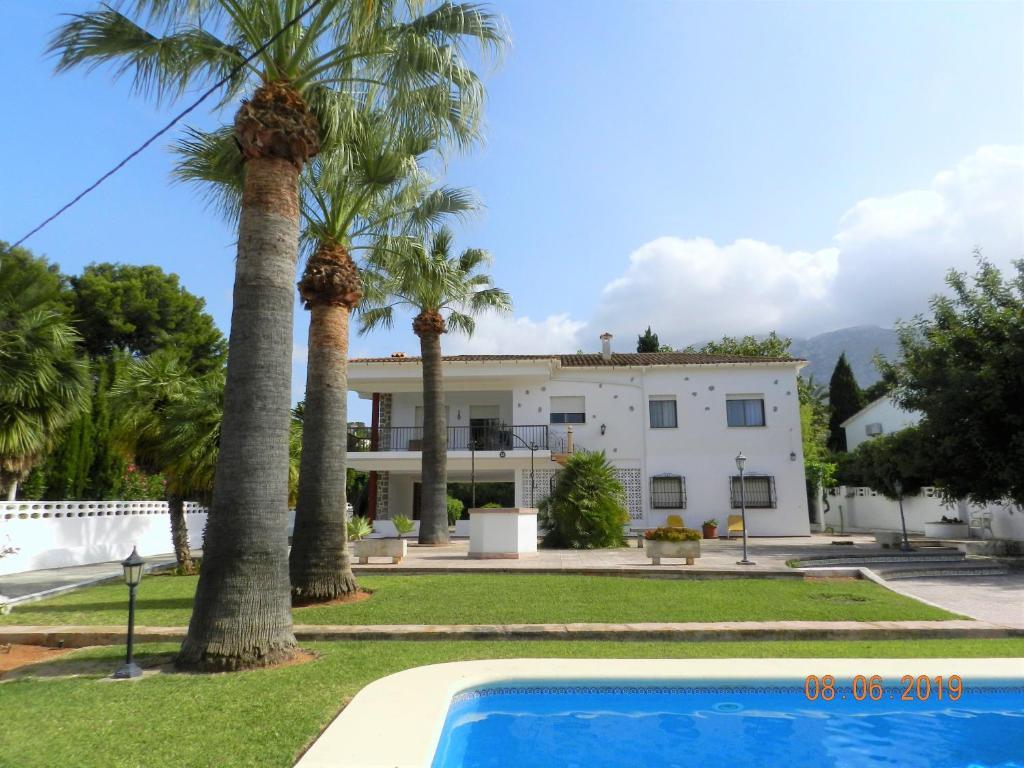 Villa Palas Les Rotes (Spanje Dénia) - Booking.com