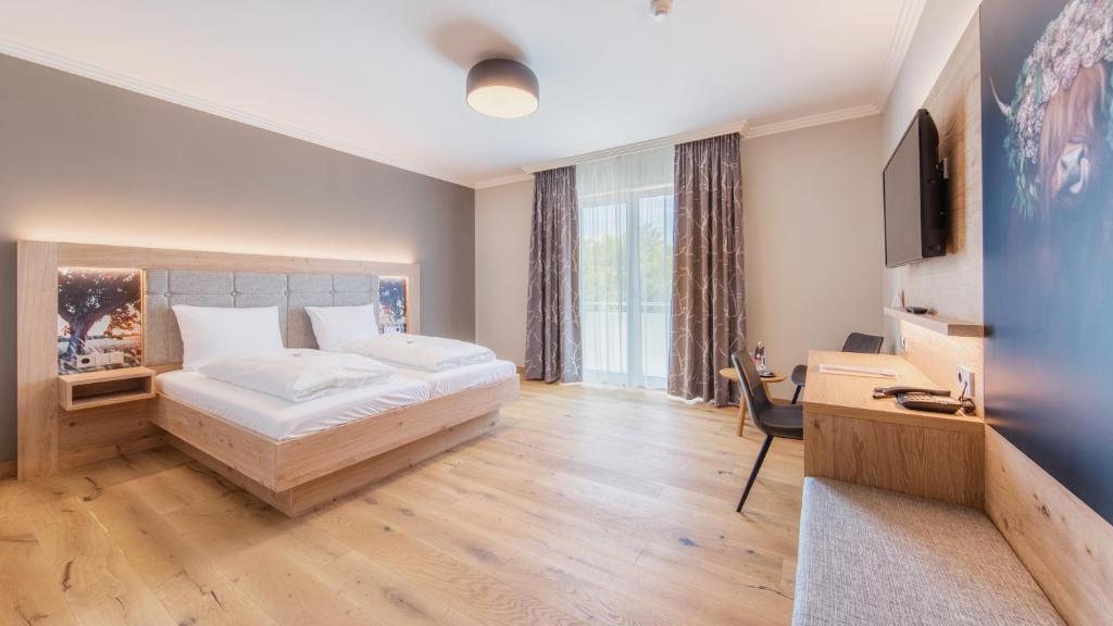 Heuboden Heu.Loft Hotel Freiburg Juni 2019